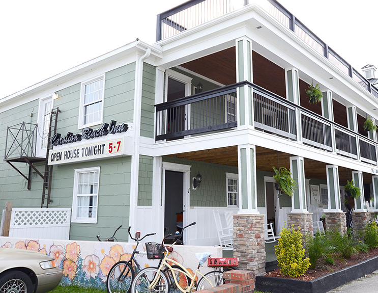 Carolina Beach Hotel & Vacation Rentals, Pet Friendly
